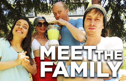 Meet the Family, Season 1 & 2 (2013)     City TV