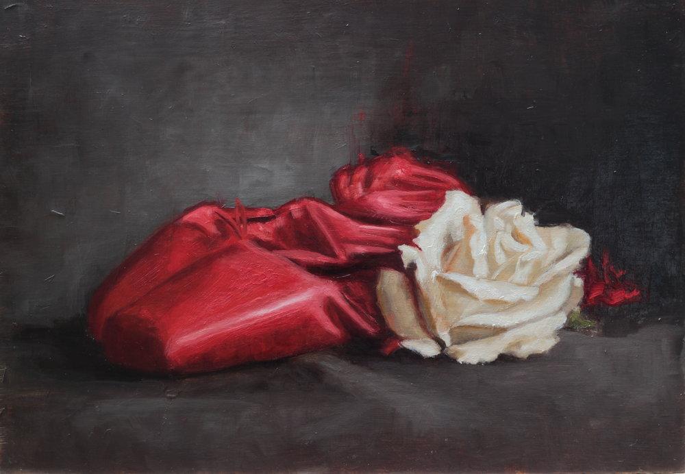 Pointes and Rose