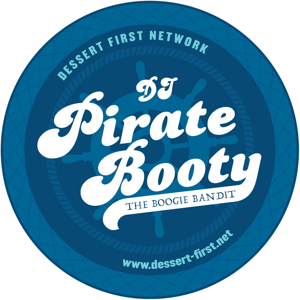 DJ Pirate Booty Logo