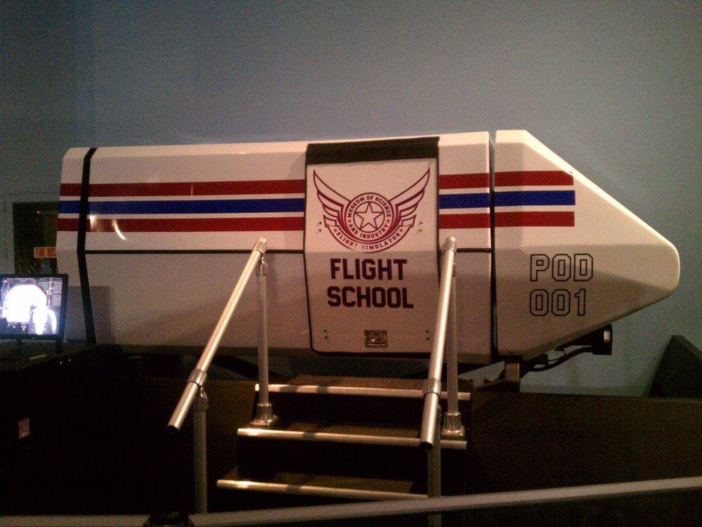 Flight Capsule