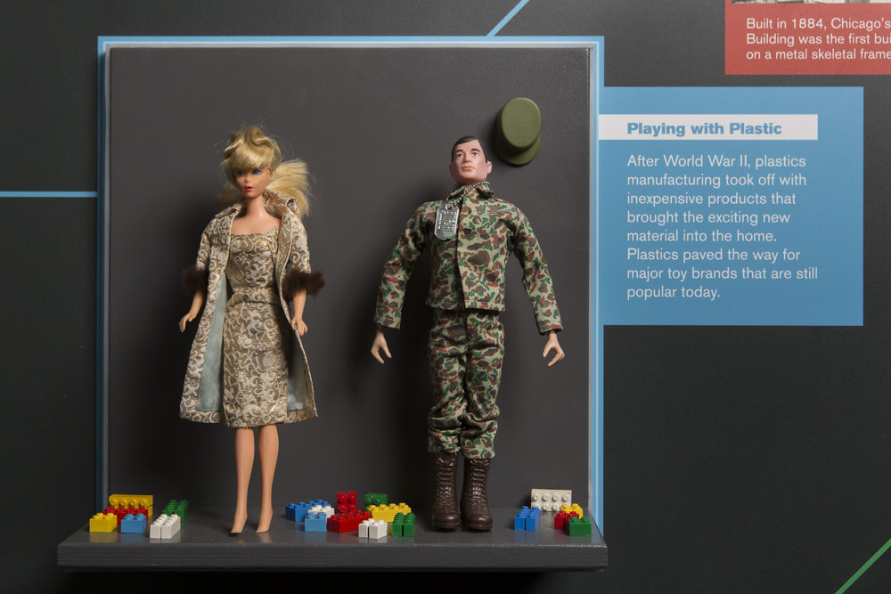 Timeline - Barbie & G.I. Joe