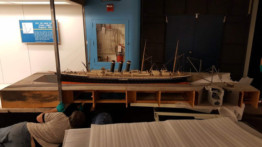 Newport News Dock Removal