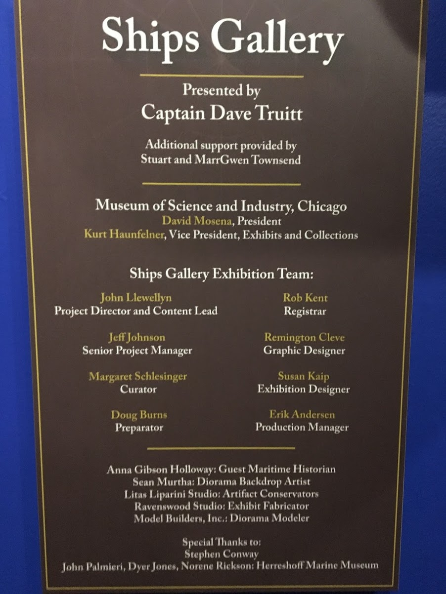 Ships Gallery - Credit Panel