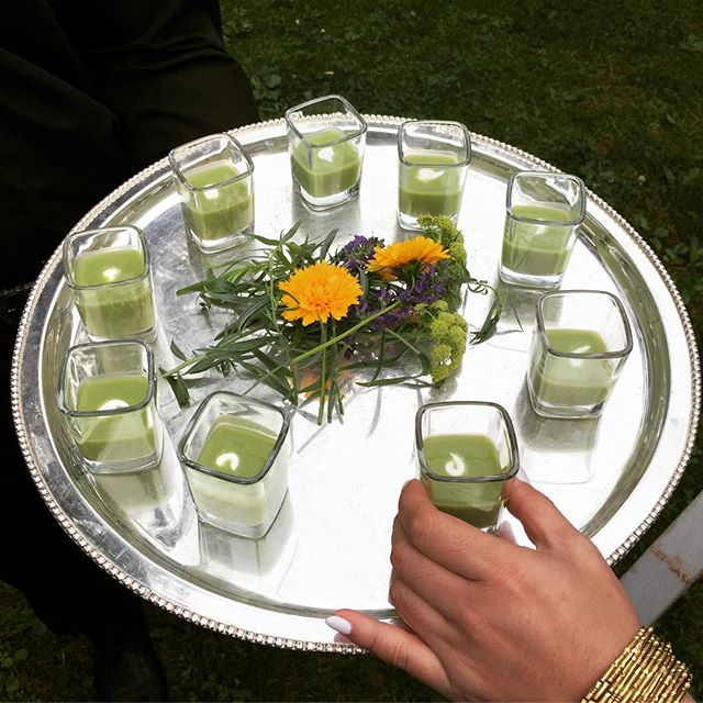 Last Saturday's shooters at #stormkingsolstice what a perfect presentation! 👌🏼 @_freshcompany #whiteandgreen #stormkingartcenter #freshcompany #FBF