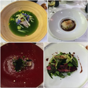Susanna paris restaurant Le Comptoir du Relais