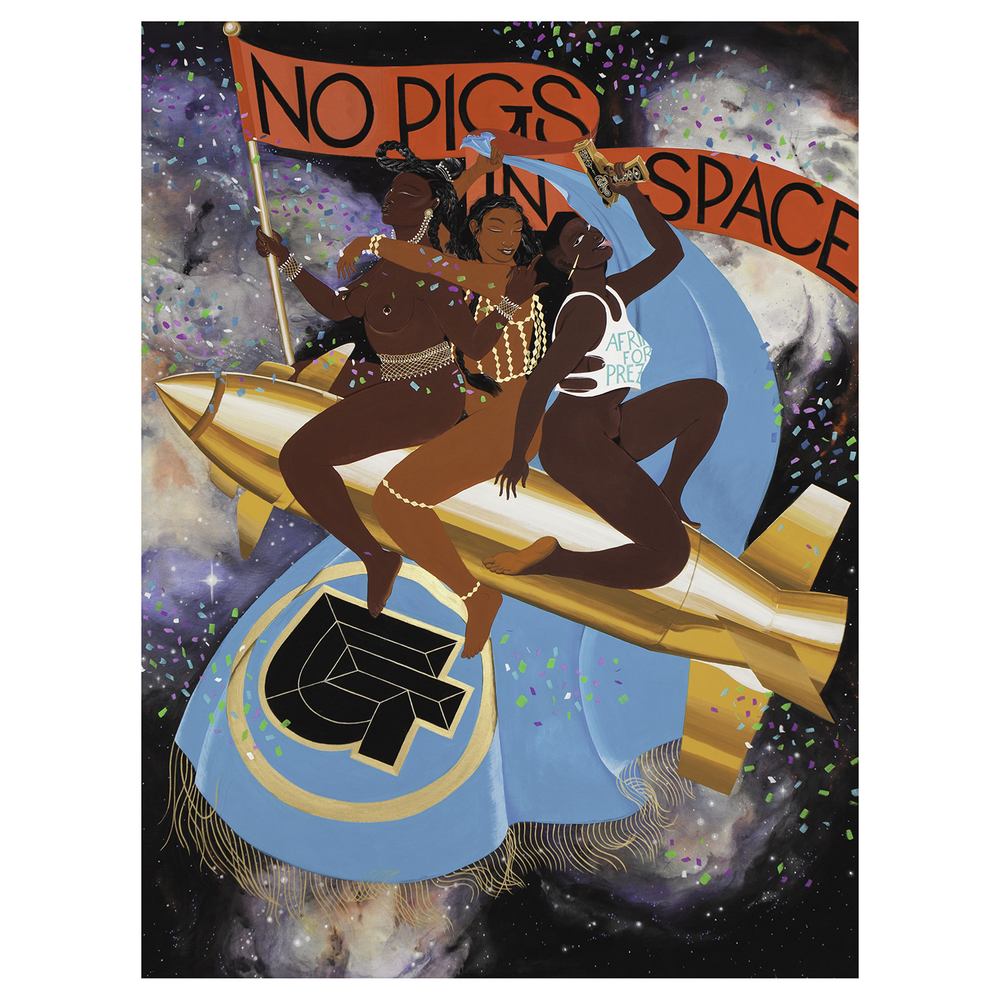 No Pigs In Space