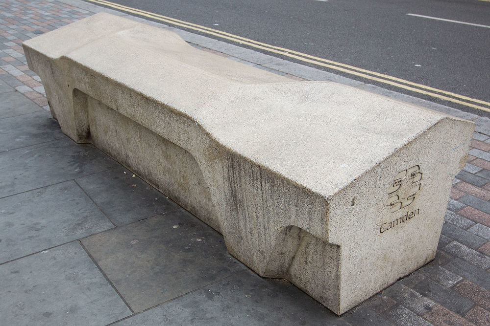 The Camden Bench