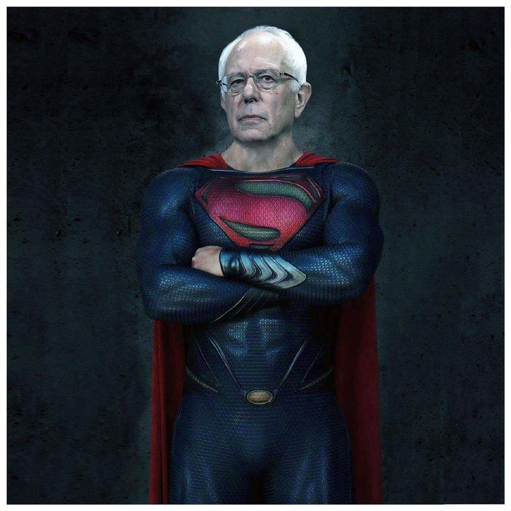 "Paul McGowan's ""In Bernie We Trust"""