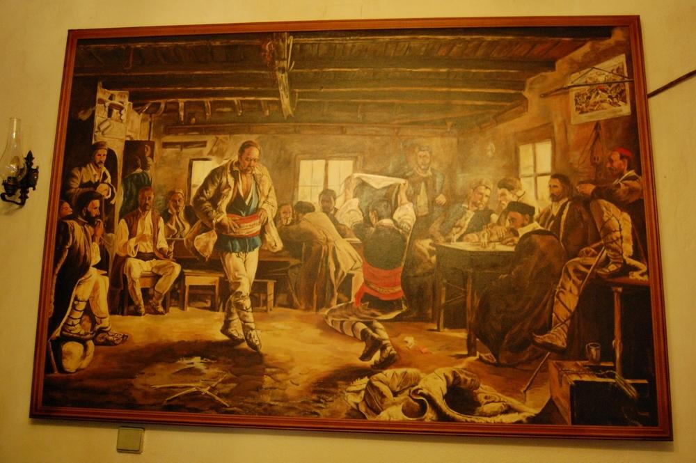 Tavern, Veliko Tarnovo, Bulgaria