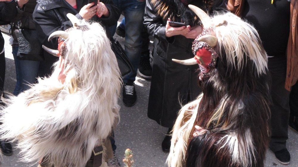 IMG_2963 Shiroka Laka, Bulgaria, Mummers' Festival, Kukeri. © Evelyn Weliver