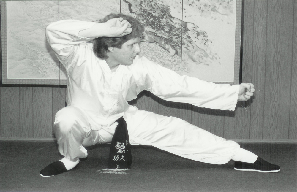 Chen Taiji Low Fist