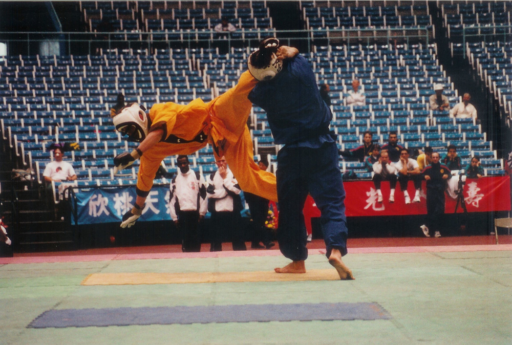 Kuoshu Throw