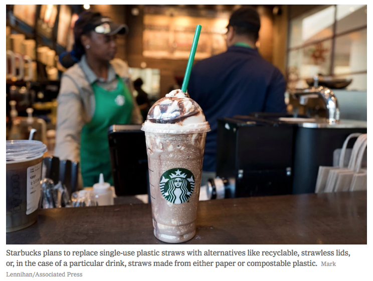 Starbucks To Stop Using Plastic Straws Pic.png