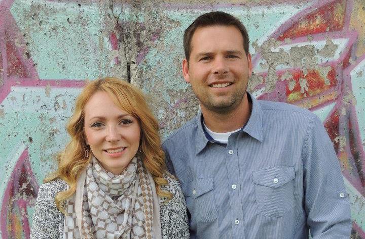 Tyler & Elina Charvat