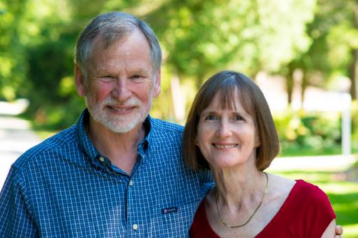 John & Anita Koeshall