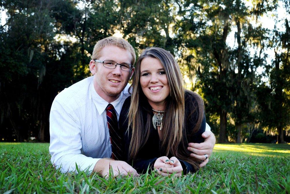 Greg & Nikkita Lewen