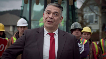 No Reservations 11 Minutes | Canada | 2017 Directed by Trevor Carroll No Reservations is a satirical short film about an Aboriginal oil baron who wants to build his pipeline under a Caucasian neighborhood