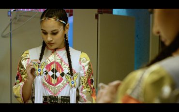 The Roundhouse 9 Minutes | Canada | 2017 Directed by Theresa Warbus Liya is a teenage girl conflicted about balancing her Aboriginal Culture and social life. This is heightened when she is invited to a party and feels the pressure to fit in. The night takes an unexpected turn when she's reminded of the value of her roots.