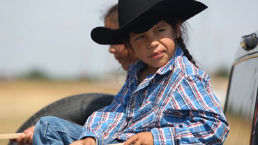 Badger Creek 27 Minutes | USA | 2017 Directed by Randy Vasquez & Jonathan Skurnik Badger Creek is a portrait of Native resilience as seen through a year in the life of three generations of a Blackfeet family living on the rez in Montana, USA.