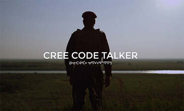 Cree Code Talker 14 Minutes | Canada | 2016 Directed by Alexandra Lazarowich Cree Code Talker reveals the role of Canadian Cree code talker Charles 'Checker' Tomkins during the Second World War. Digging deep into the US archives it depicts the true story of Charles' involvement with the US Air Force and the development of the code talkers communication system, which was used to transmit crucial military communications, using the Cree language as a vital secret weapon in combat.