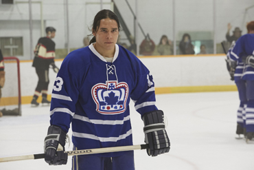 Indian Horse 100 Minutes | Canada | 2017 Directed by Stephen S. Campanelli Follows the life of Canadian First Nations boy, Saul Indian Horse, as he survives residential school and life amongst the rascism of the 1970s. A talented hockey player, Saul must find his own path as he battles sterotypes and alcoholism.