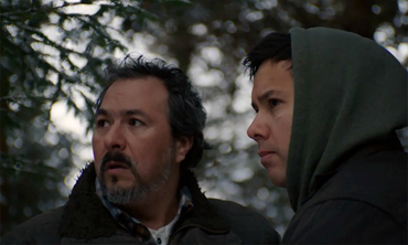 North Mountain 78 Minutes | Canada | 2015 Directed by Bretten Hannam In the dead of winter a young aboriginal hunter falls in love with a fugitive ex-con and helps him fight off an army of crooked cops seeking revenge.