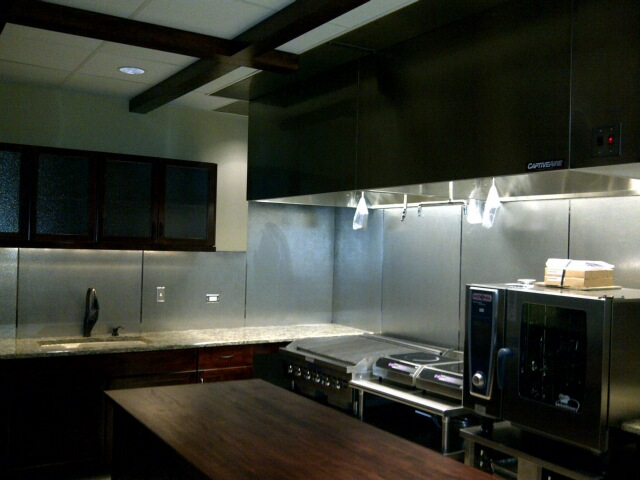 Delta Executive Kitchen