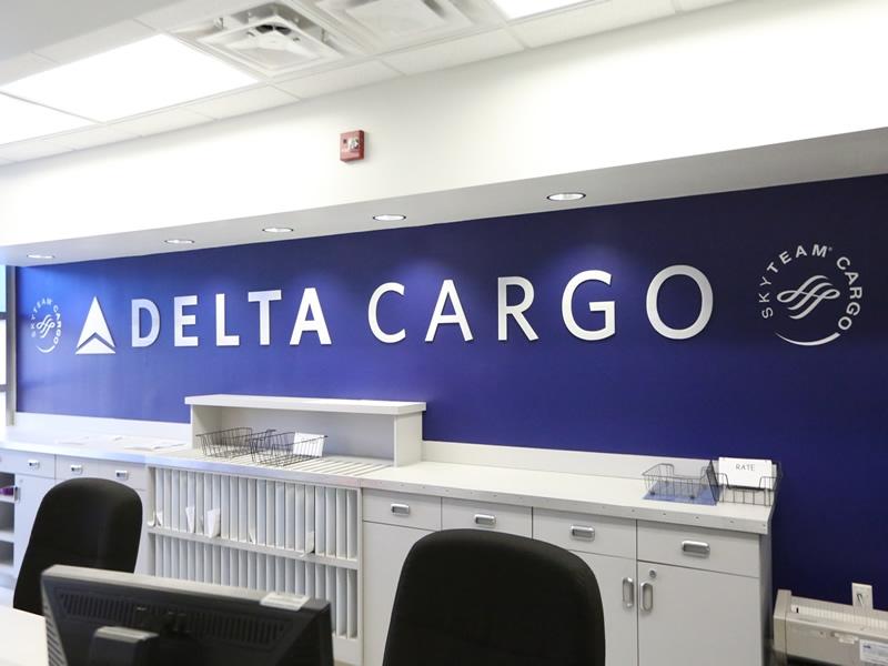 Delta Cargo Breezeway