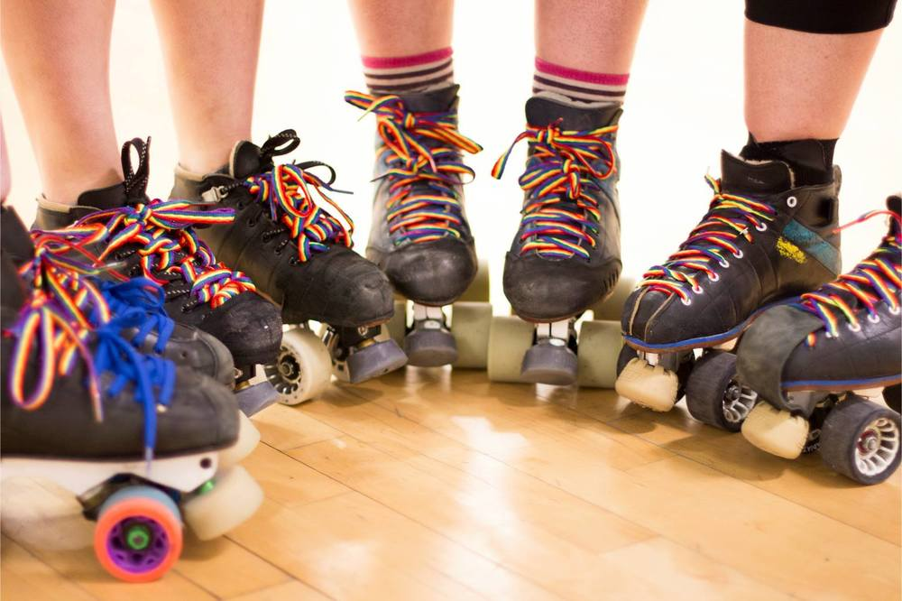 Support Stonewall Scotland's #rainbowlaces campaign for LGBT equality in sport - donate here