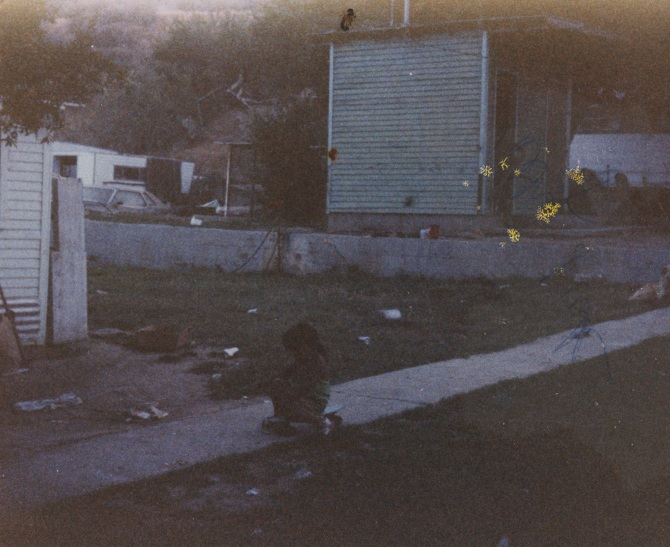Archive photograph found in Fairfax, USA, 2014