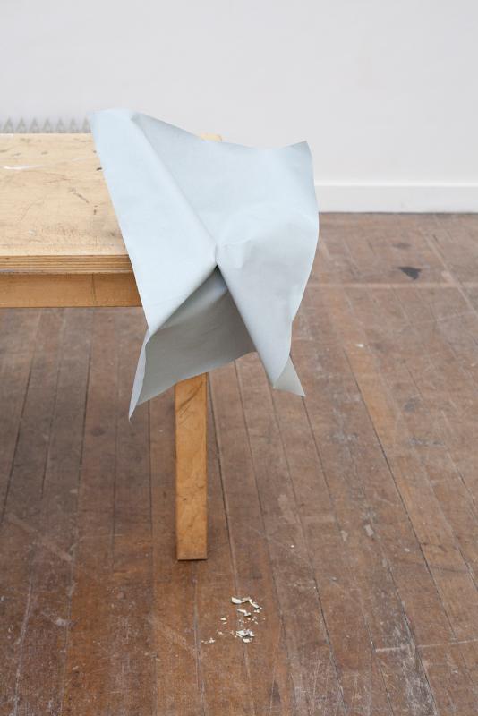 Jeannette Slütter, Installation photograph, 2015