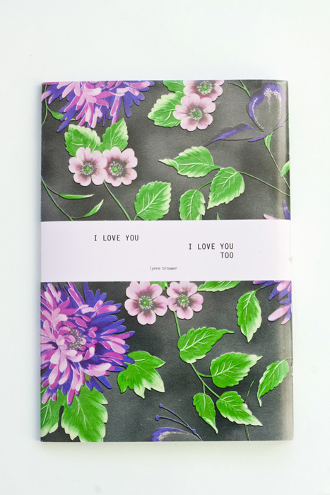 Lynne Brouwer, I love youI love you too, 2015