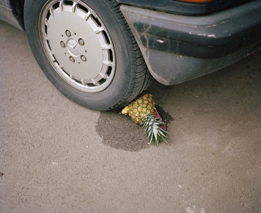 Pineapple, From the series Nothing's Happening, 2012