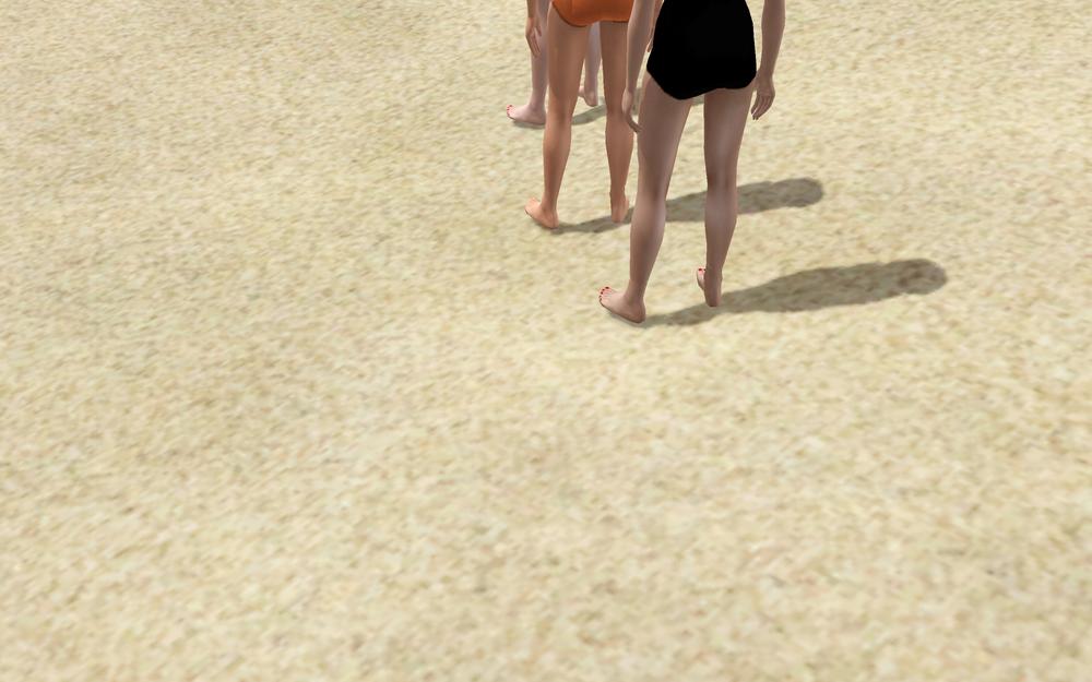 Hailun Ma, Sims, 2017