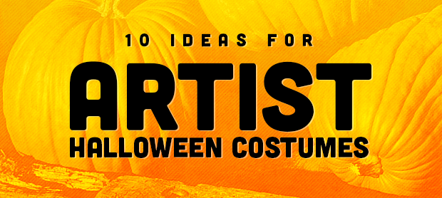 sc 1 st  Artopia Magazine & 10 Ideas for Artist Halloween Costumes u2014 Artopia Magazine