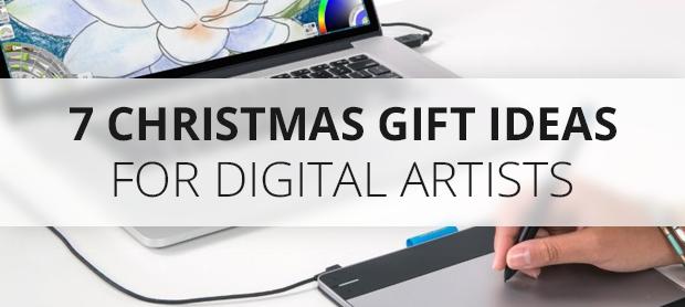 Christmas art gift ideas