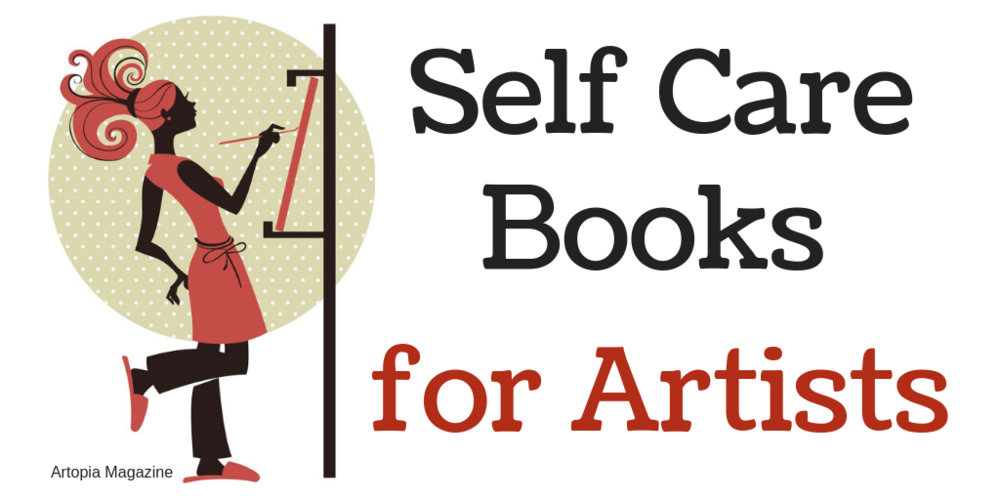 Self Care books for artists.png
