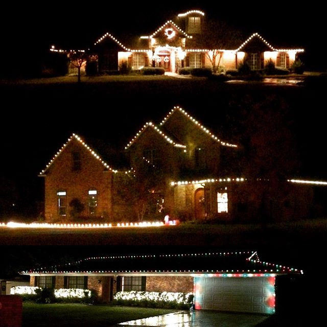 It's not too late to spread some holiday cheer with #customchristmaslights! Call Nick today at 903.475.2848 for your free estimate!!