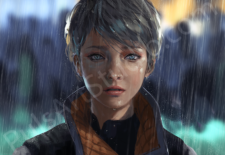 Detroit: Become Human: Kara
