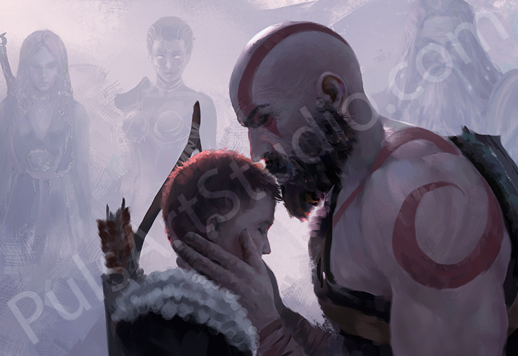 God of War: Boy