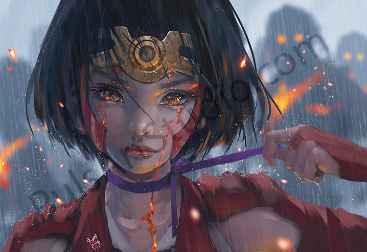 Kabaneri of the Iron Fortress: Mumei