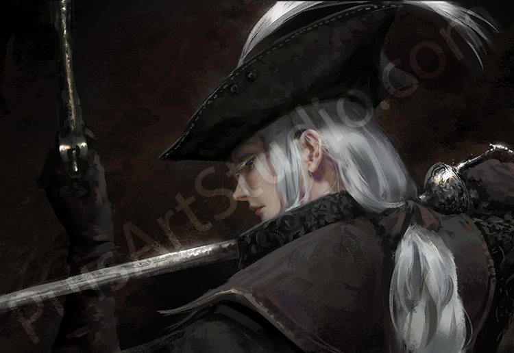 Bloodborne: Lady Maria