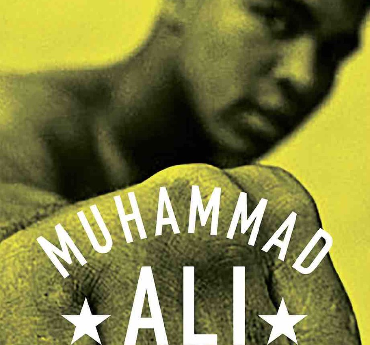 "Adrian's Last Make: ""The Greatest"" for Muhammad Ali."