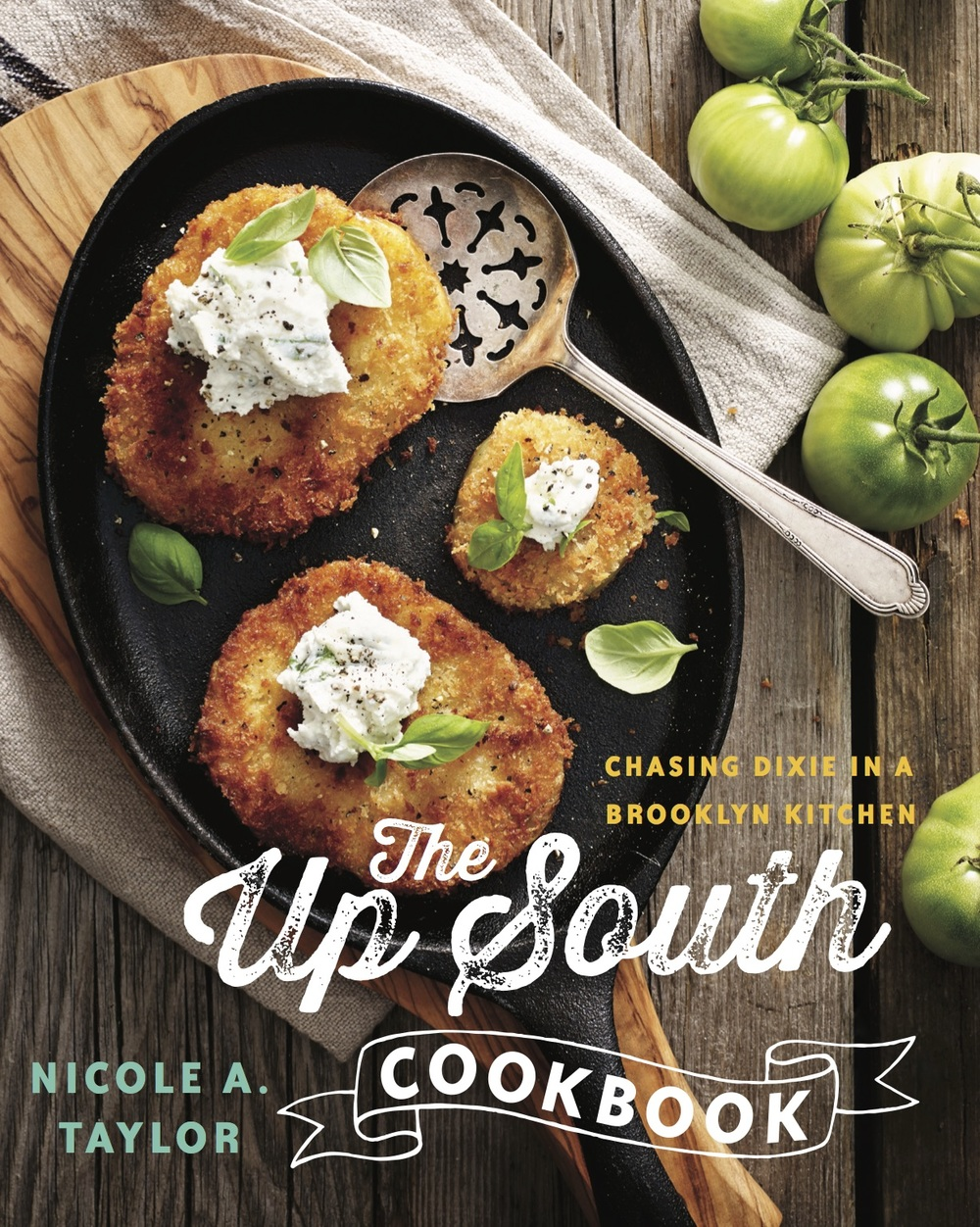 Nicole's First Cookbook: The Up South Cookbook. W.W. Norton & Company.