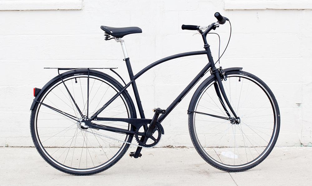 Detroit Bikes' Type-A Model.
