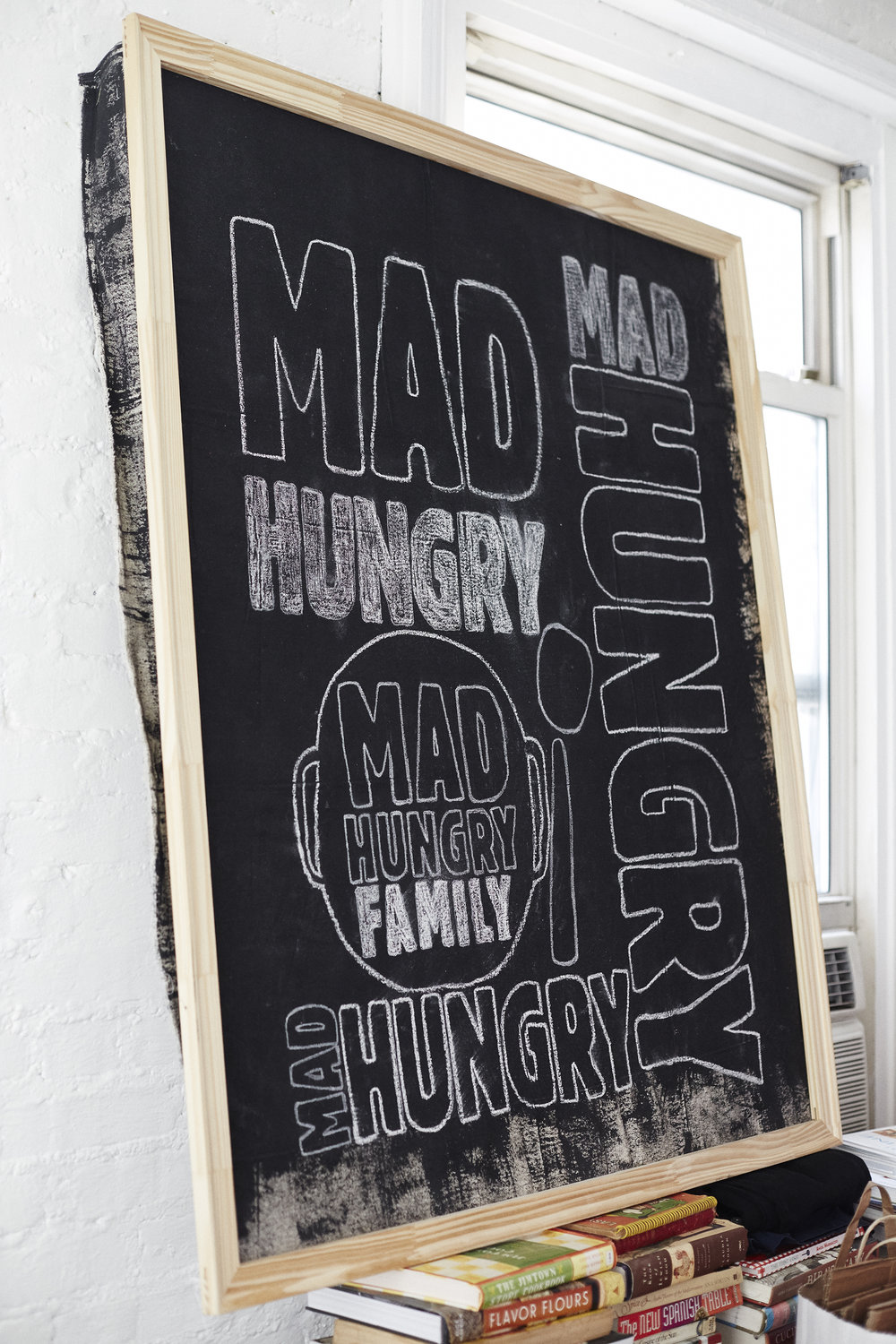 Mad Hungry Family.
