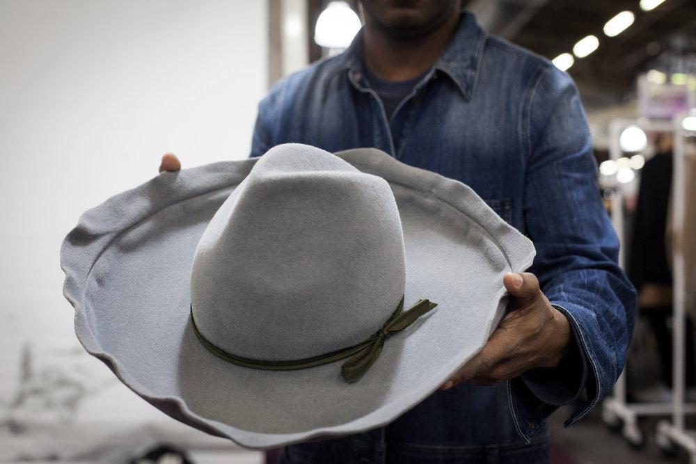 """The """"Sombrero."""""""