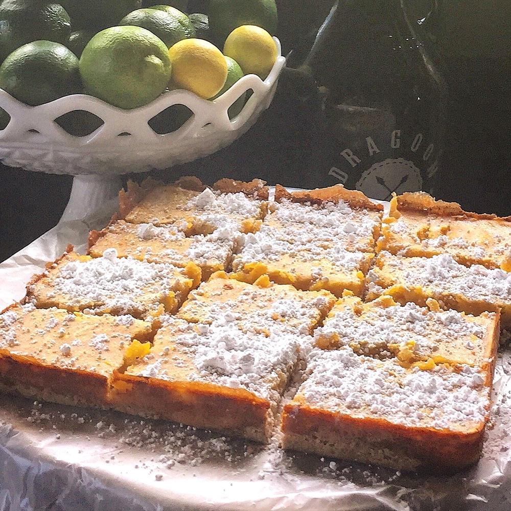 IPA Lemon Bars  (click image for full recipe)
