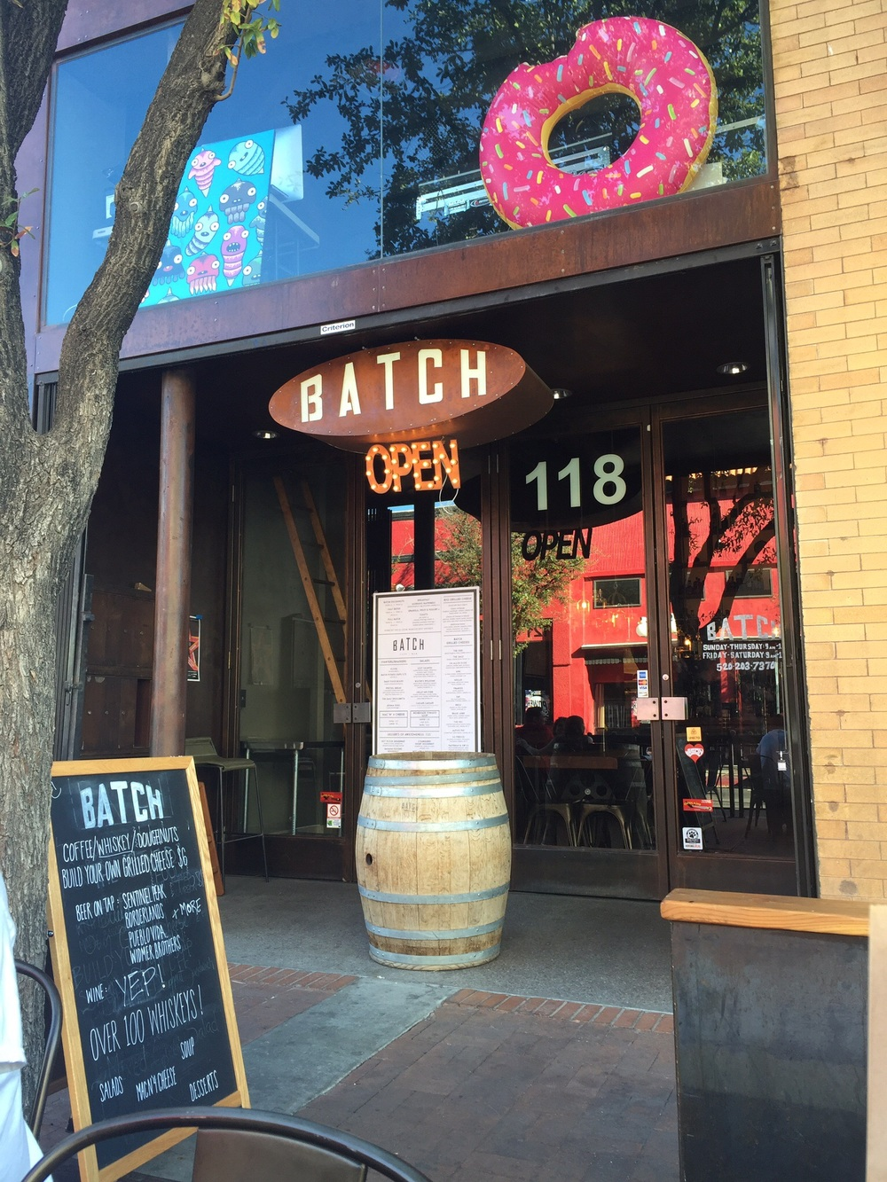 Batch, Tucson, Arizona ( downtown Tucson)