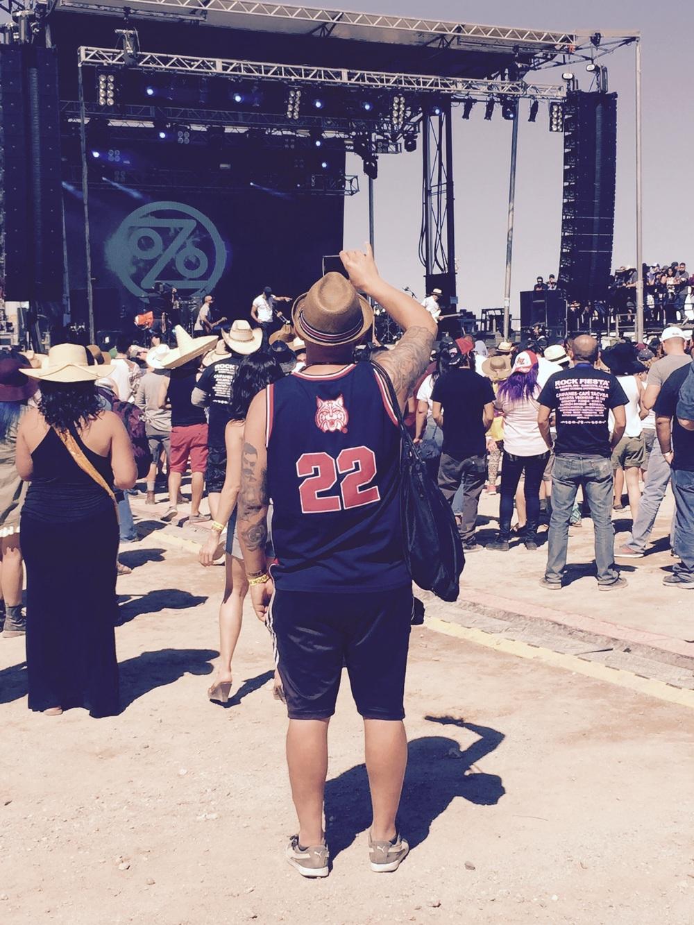 Ozomatli, RockFiesta 2016